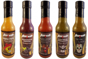 Torch Sauce - Craft Hot Sauce and Spice Company > All Natural > Vegan